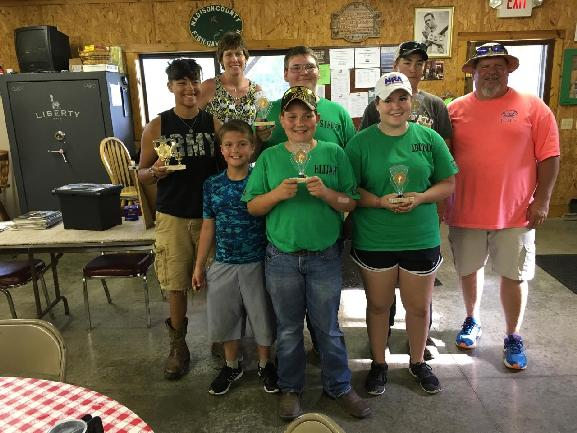 Madison County Youth Trap Team